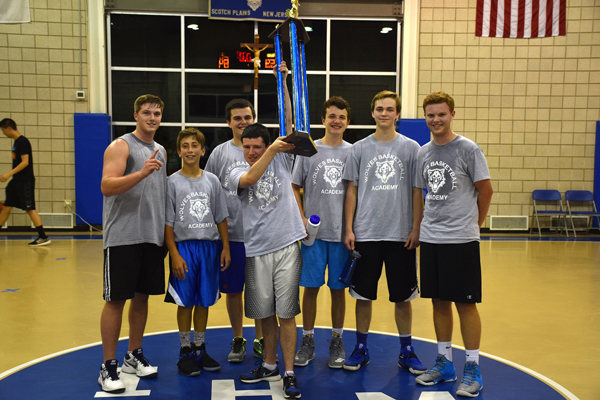 Grey wins Summer League 2017 Championship!