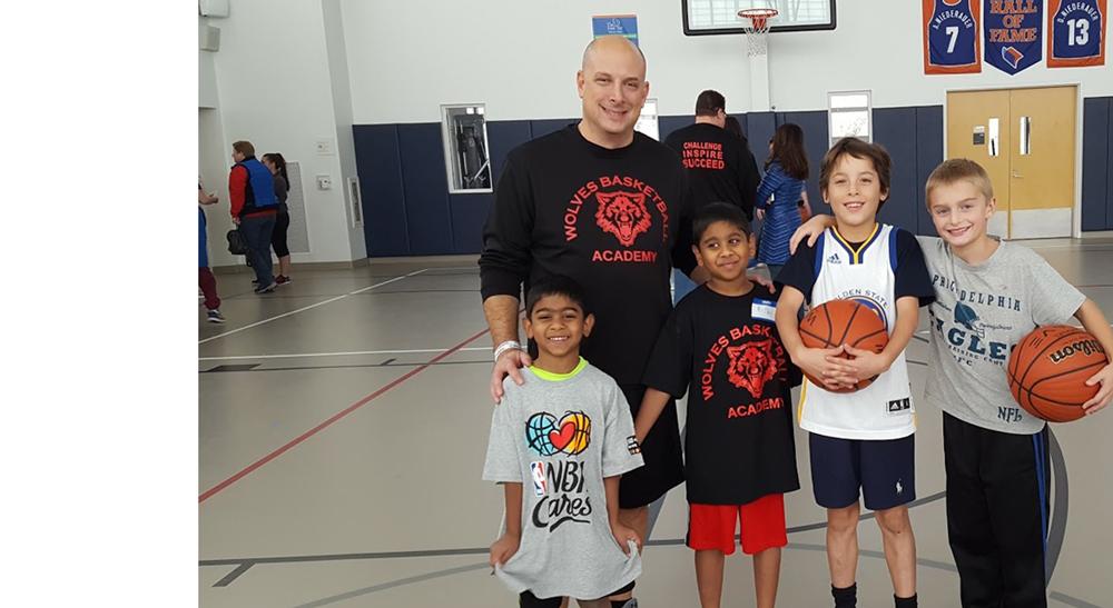 Wolves B-Ball Academy
